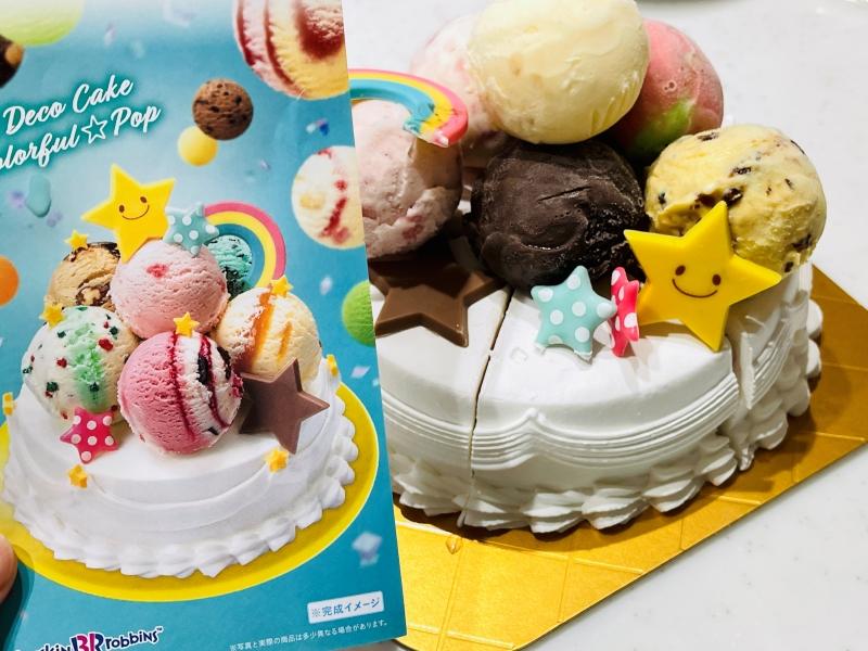 31デコケーキ 食べ方 デコり方