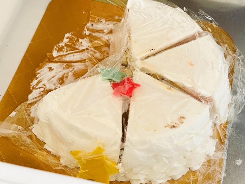 31アイスケーキ 保存方法