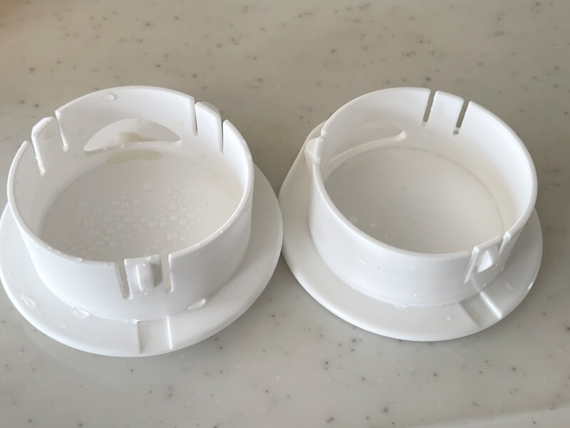 麦茶ポット 洗いやすいフタ