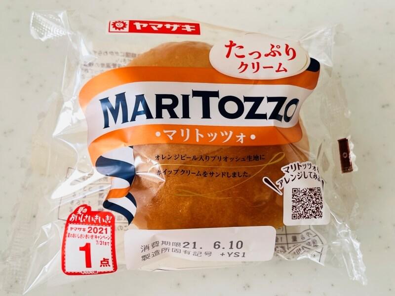 マリトッツォ ヤマザキ