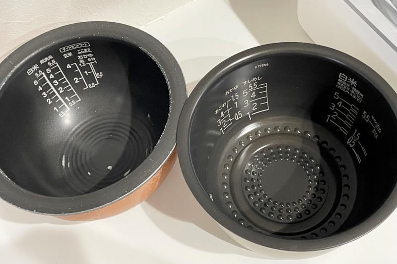 東芝 日立 炊飯器 比較